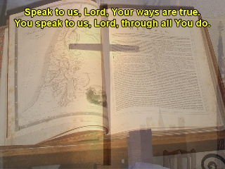 Speak to us Lord
