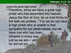 Hebrews 1:1-4, 2:5-12