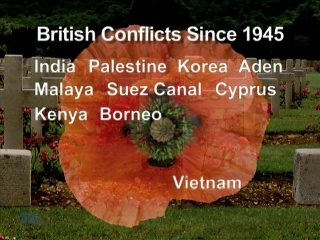 British Conflicts
