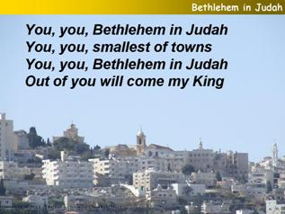 Bethlehem in Judah