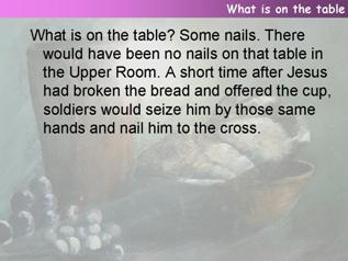What is on the Table?